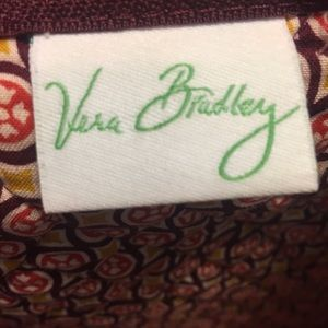 Vera Bradley Bags - [Vera Bradley] travel bag zipper shoulder cute